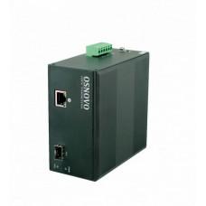 Медиаконвертер Osnovo OMC-1000-11X/I