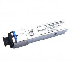 Оптический SFP-модуль Osnovo SFP-S1SC12-G-1310-1550-I