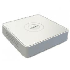 4-канальный NVR HiWatch DS-N204P (B) с питанием камер по PoE