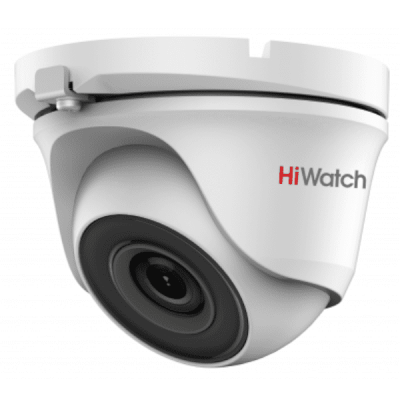 HD-TVI камера HiWatch DS-T123 (2.8 мм)