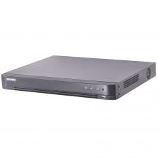 Мультиформатный 32-канальный 4К видеорегистратор Hikvision DS-7232HQHI-K2