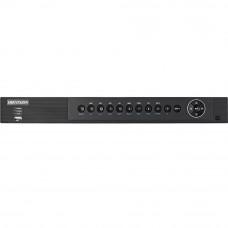 4-канальный гибридный регистратор Hikvision DS-7204HQHI-F1/N (B) с поддержкой HD TVI/AHD/CVBS/IP камер
