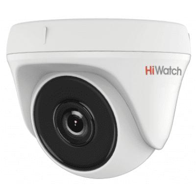 Мультиформатная камера Hiwatch DS-T203S (2.8 мм) с EXIR-подсветкой