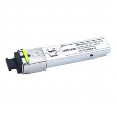 Оптический SFP-модуль Osnovo SFP-S1SC12-G-1550-1310-I