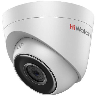 Сетевая камера-сфера HiWatch DS-I103 с ИК-подсветкой EXIR