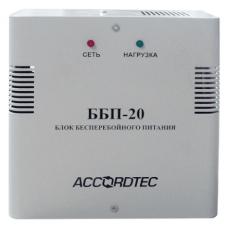 Настенный блок бесперебойного питания AccordTec ББП-20