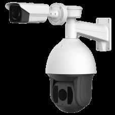 Поворотная 2 Мп IP-камера Hikvision DS-2TX3636-15A с тепловизором, ИК-подсветкой 200 м