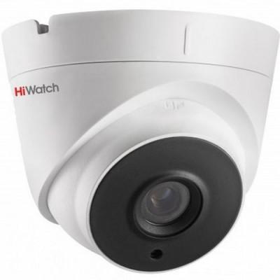 HD-TVI камера HiWatch DS-T203P с ИК-подсветкой и PoC