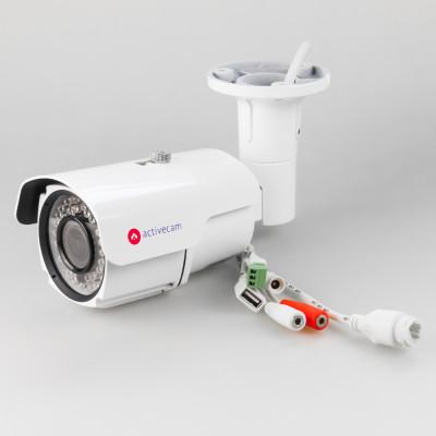 IP камера-цилиндр с вариофокальным объективом ActiveCam AC-D2123IR3