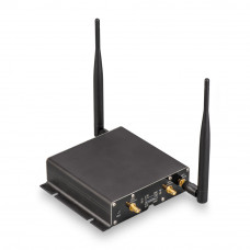 Роутер Kroks Rt-Cse mQ-EC DS PoE со встроенным 4G модемом Quectel LTE cat.4 и поддержкой 2 SIM-карт