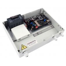 Медиаконвертер Osnovo OMC-1000-11HX/W