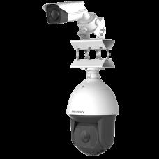 Поворотная 2 Мп IP-камера Hikvision DS-2TX3636-15P с тепловизором, ИК-подсветкой 200 м