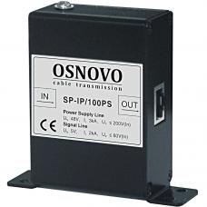 Устройство грозозащиты Osnovo SP-IP/100PS