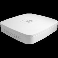 4-канальный IP-видеорегистратор Dahua DHI-NVR2104-P-4KS2 с PoE-питанием камер