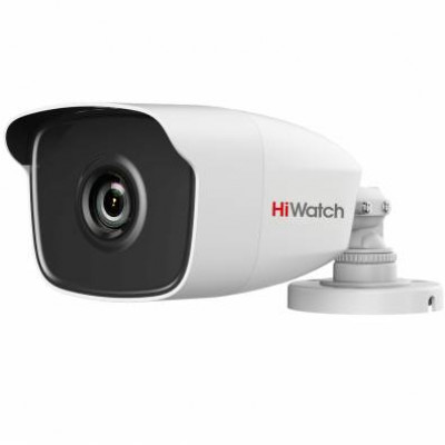 HD-TVI камера HiWatch DS-T120 (6 мм)