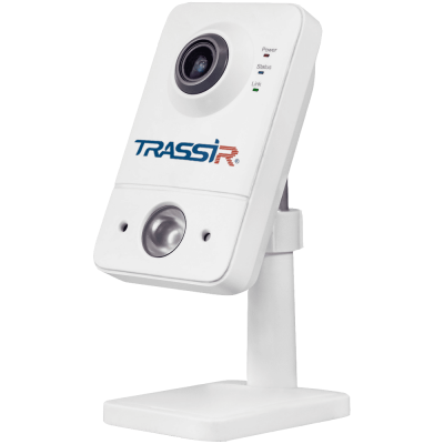IP-камера TRASSIR TR-D7121IR1W v2 (2.8 мм)