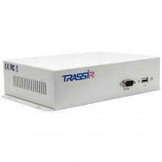 Гибридный видеорегистратор с поддержкой HD-TVI камер (+ 1 IP) для банкоматов TRASSIR Lanser 1080P-4 ATM