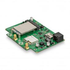 Роутер Kroks Rt-Brd RSIM DS eQ-EP с m-PCI модемом Quectel LTE cat.6, с поддержкой SIM-инжектора