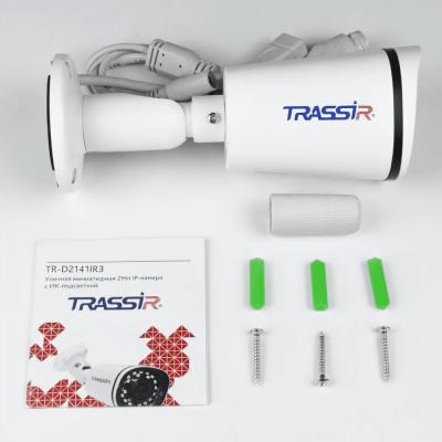 IP-камера TRASSIR TR-D2141IR3 (2.8 мм)