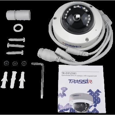 IP-камера TRASSIR TR-D3121IR1 v4 (3.6 мм)