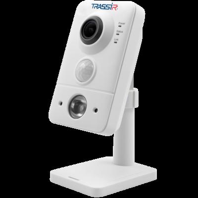 Компактная IP-камера TRASSIR TR-D7141IR1 (2.8 мм)