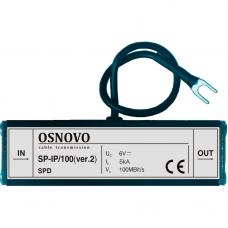 Устройство грозозащиты Osnovo SP-IP/100 (ver2)