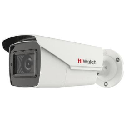 HD-TVI камера HiWatch DS-T506C с EXIR-подсветкой 40 м