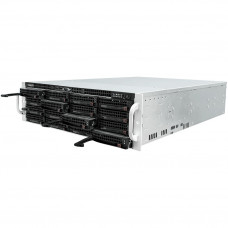 Видеорегистратор TRASSIR UltraStation 16/4 с 16 HDD на 4 Тбайт в комплекте