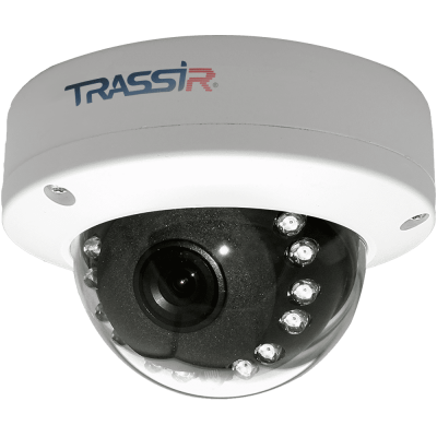 IP-камера TRASSIR TR-D4D5 (2.8 мм)