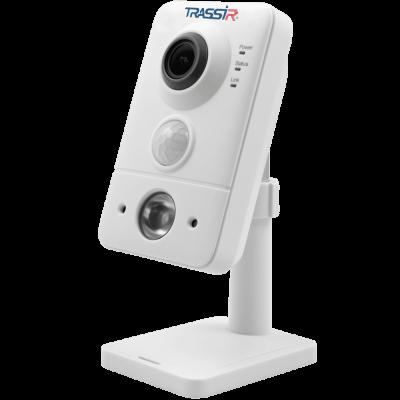 IP-камера TRASSIR TR-D7121IR1 v6 (1.9 мм)