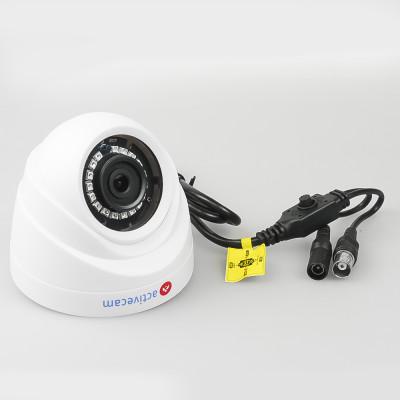 Компактная 720p мультистандартная модель ActiveCam AC-TA461IR2 для помещений