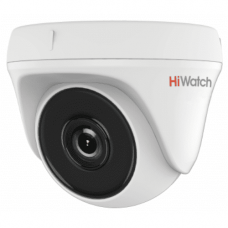 HD-TVI камера HiWatch DS-T133 (2.8 мм) с EXIR-подсветкой 20 м