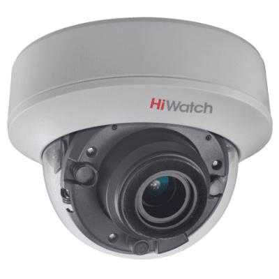 HD-TVI камера HiWatch DS-T507С с EXIR-подсветкой 40 м