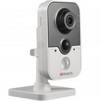 Беспроводная IP-камера HiWatch DS-I214W с ИК-подсветкой