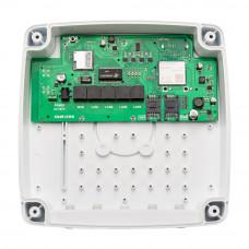 Роутер Kroks Rt-Ubx PoE DS mQ-EC 4-48 со встроенным модемом LTE cat.4,  для видеонаблюдения