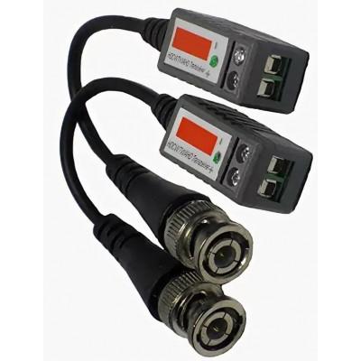 HM-202HD пассивный комплект передачи видео HD сигнала по витой паре