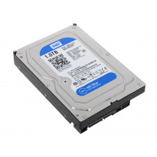 Жесткий диск WD Blue WD10EZRZ, 1Тб, HDD, SATA III, 3.5