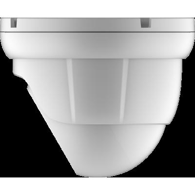 EVC-DB-F22-P/A (BV) купольная уличная IP видеокамера, 2.0Мп, f=2.8мм, POE, аудио вход