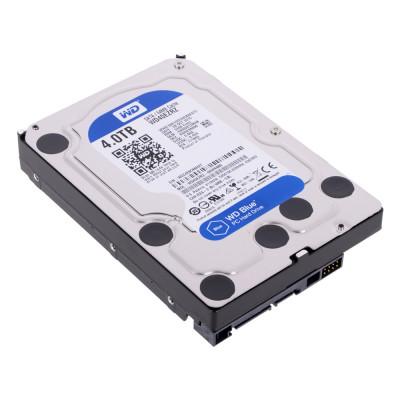 Жесткий диск WD Blue WD40EZRZ, 4Тб, HDD, SATA III, 3.5