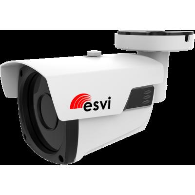 EVC-BP60-F21-P (BV) уличная IP видеокамера, 2.0Мп*20к/с, f=2.8-12мм, POE