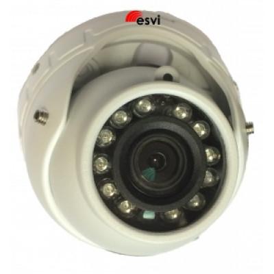 EVL-SS10-H20G купольная уличная 4 в 1 видеокамера, 1080p, f=3.6мм