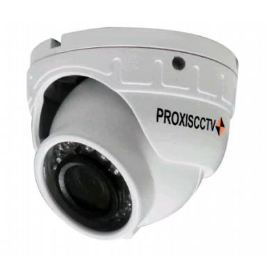 PX-AHD-SS10-H20FSH купольная уличная 4 в 1 видеокамера, 2.0Мп, f=3.6мм