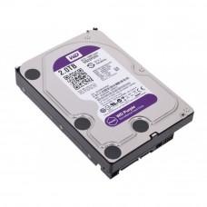 Жесткий диск WD Purple WD20PURZ, 2Тб, HDD, SATA III, 3.5