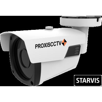 PX-IP-BP60-S50-P (BV) уличная IP видеокамера, 5.0Мп, f=2.8-12мм, POE