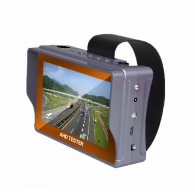 IV7A | Монитор-тестер для аналоговых и AHD-видеокамер