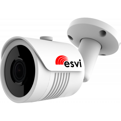 EVC-BH30-F22-P (BV) уличная IP видеокамера, 2.0Мп, f=2.8мм, POE