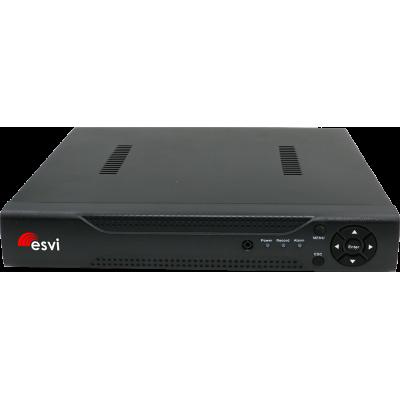 EVD-6216NX-2 гибридный AHD видеорегистратор, 16 каналов 5М-N*12к/с, 2HDD, H.265