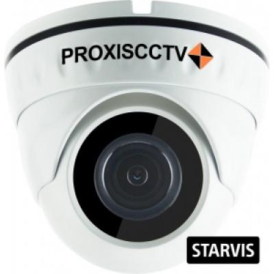 PX-AHD-DN-H20ESP купольная уличная 4 в 1 видеокамера, 1080p, f=2.8мм