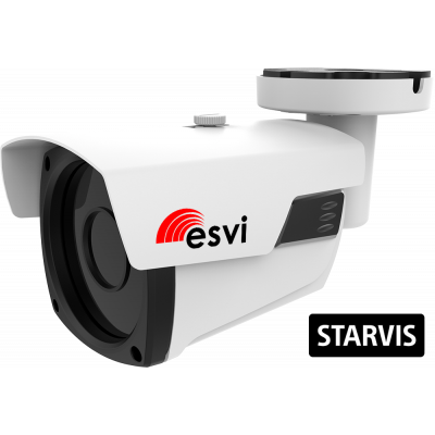 EVC-BP60-SL20-P (BV) уличная IP видеокамера, 2.0Мп, f=2.8-12мм, POE