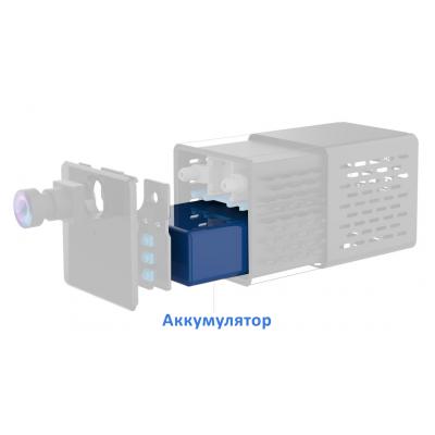 EVC-WIFI-ES23 Миниатюрная WiFi видеокамера со встроенным аккумулятором, 2.0 Мп